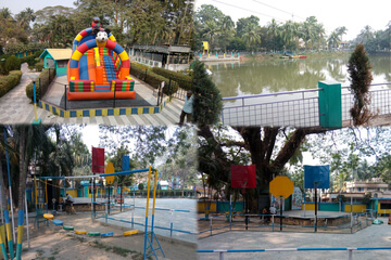 AMRUT - Park at Ashokenager